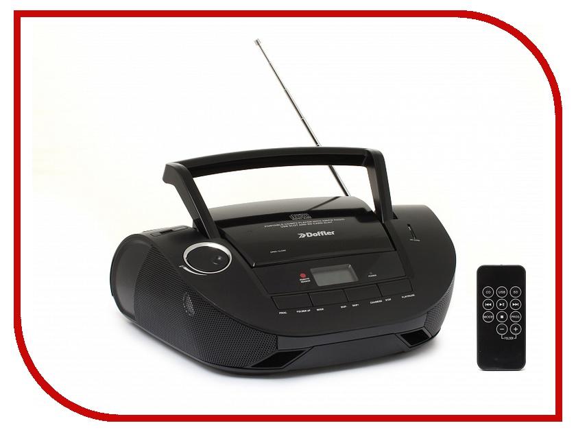 Радиоприемник Doffler CMP-7101CD doffler gm7000 игровая мышь