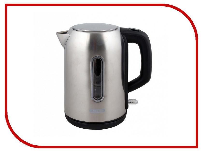 Чайник Leran EK-7201 Silver-Black<br>