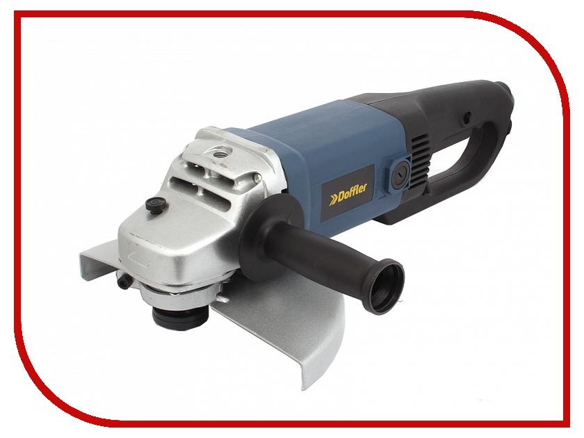 Шлифовальная машина Doffler AG230-2580<br>