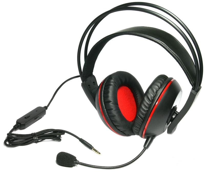 Наушники ASUS Cerberus Gaming Headset 90YH0061-B1UA00