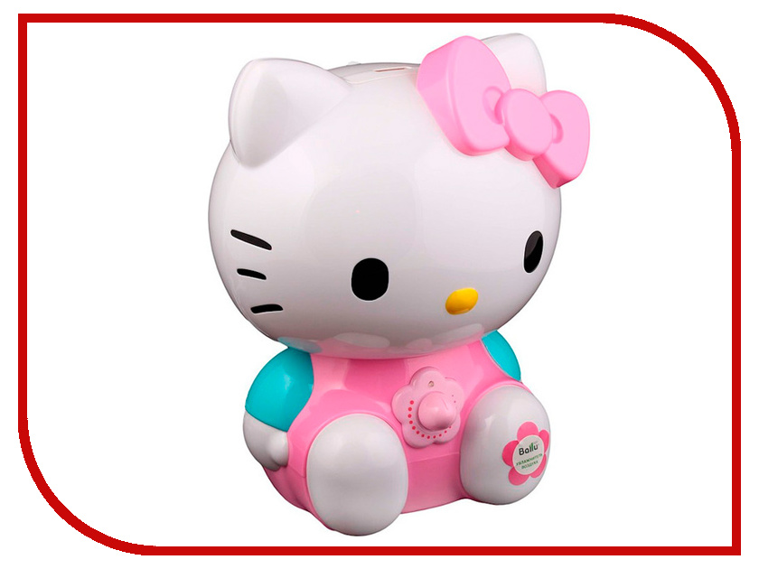 Ballu UHB-250 Hello Kitty M увлажнитель воздуха ballu uhb 250 m hello kitty