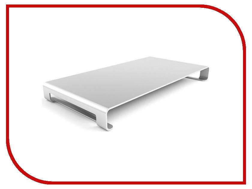 Аксессуар Satechi Aluminum Monitor Stand Silver B019PJOHOG<br>