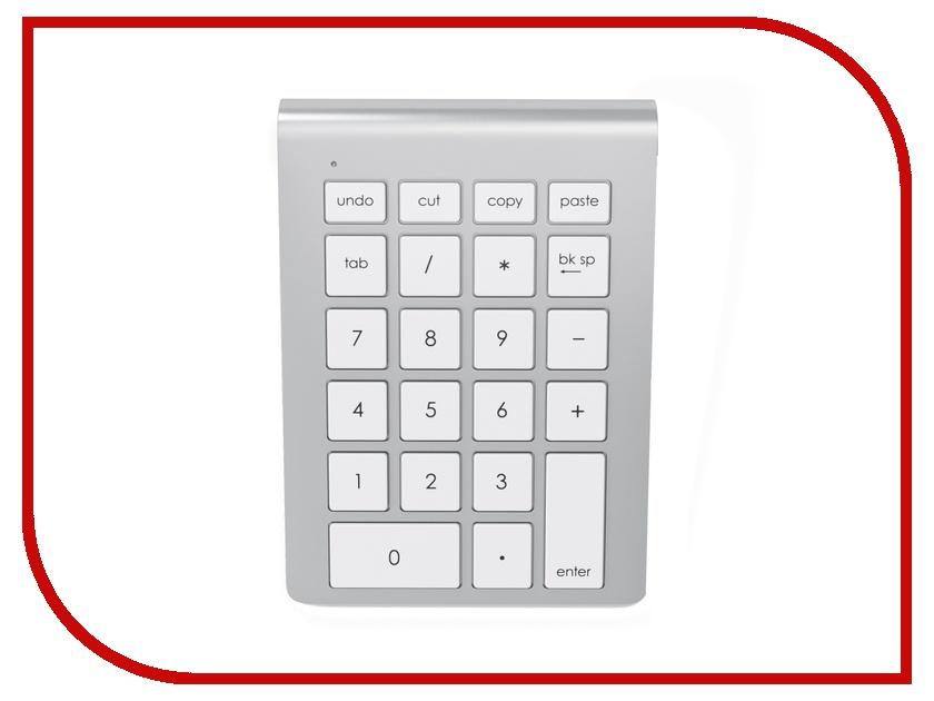 Клавиатура Satechi Aluminum Wireless Keypad Silver B019PJTFO8