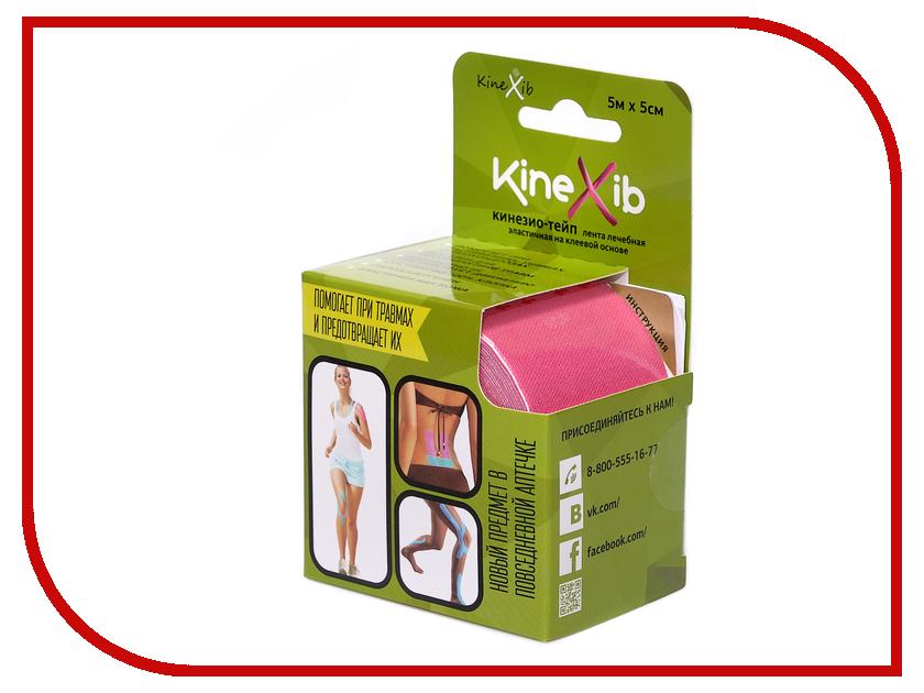 Ортопедическое изделие Kinexib 5m x 5cm Pink<br>