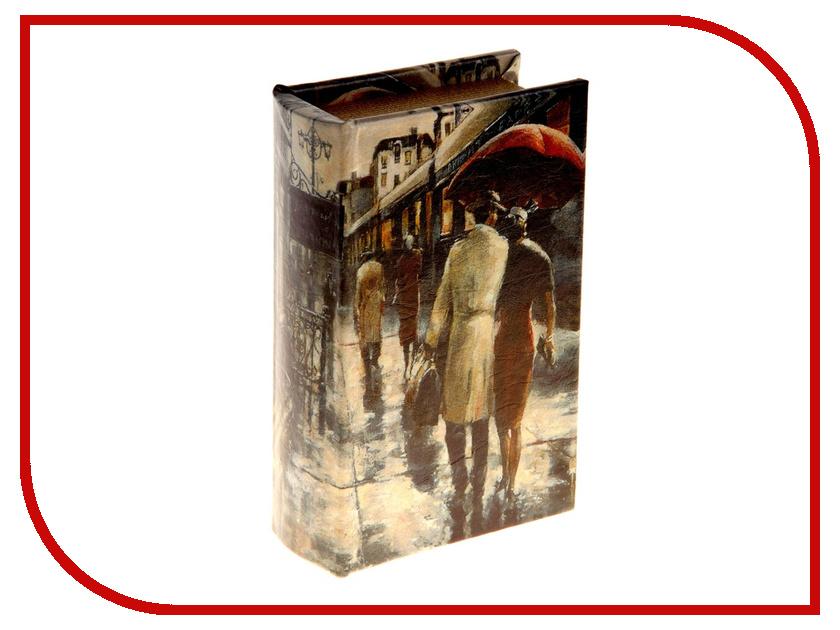 Гаджет СИМА-ЛЕНД Сейф-книга Прогулка под дождём 184731<br>