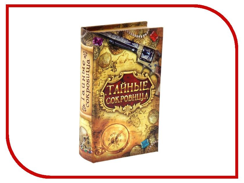 Шкатулка СИМА-ЛЕНД Сейф-шкатулка Тайные сокровища 472310 от Pleer