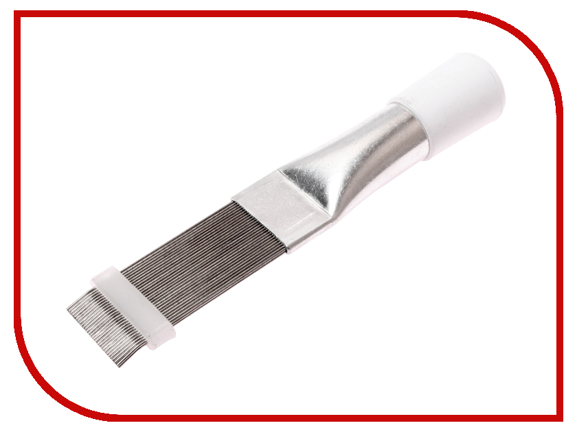 Инструмент JTC 1354 - гребенка для очистки и выравнивания сот радиатора<br>