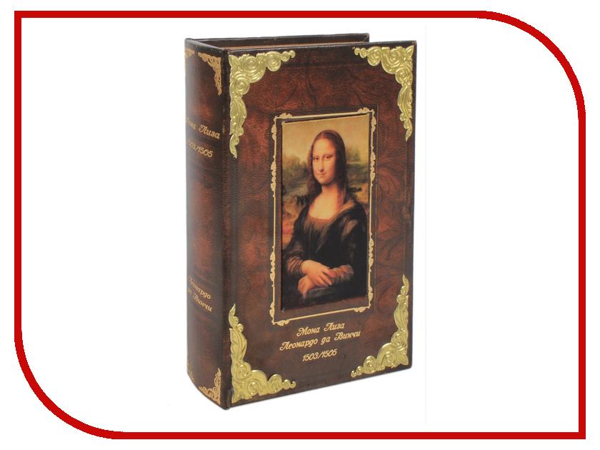 Шкатулка СИМА-ЛЕНД Сейф-книга Мона Лиза 582529 от Pleer