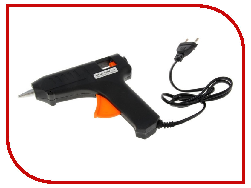Термоклеевой пистолет Tundra Basic 1221434 насадка tundra basic 5 предметов 1348154