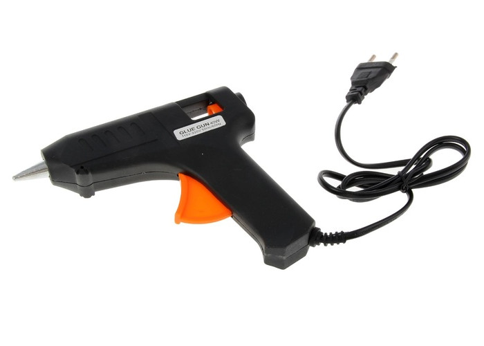 Термоклеевой пистолет Tundra Basic 1221434
