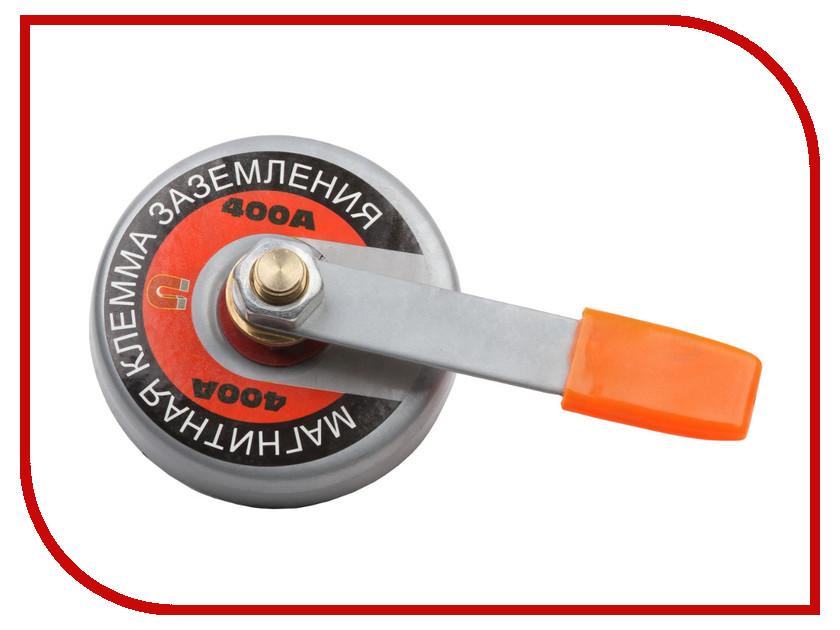 Аксессуар МирМагнитов 400А - магнитная клемма заземления