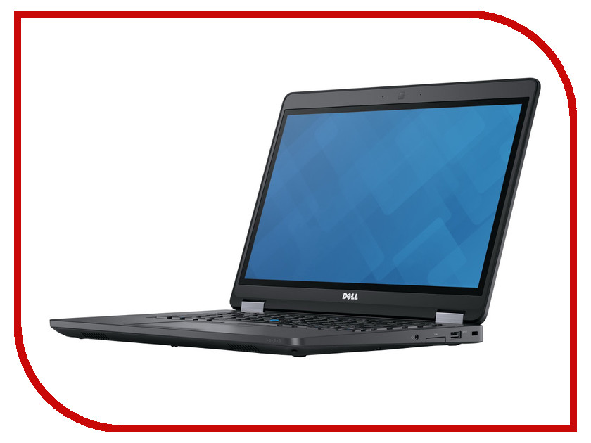 Ноутбук Dell Latitude E5470 5470-4974 Intel Core i5-6200U 2.3 GHz/8192Mb/1000Gb/AMD Radeon R7 M360 2048Mb/Wi-Fi/Bluetooth/Cam/14.0/1920x1080/Windows 7 64-bit 367153<br>