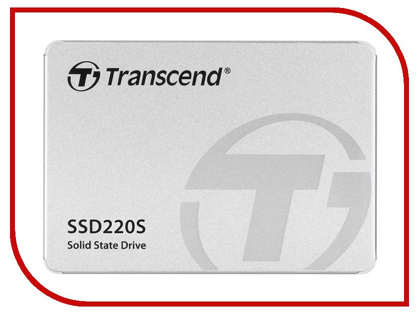Жесткий диск 240Gb - Transcend TS240GSSD220S<br>