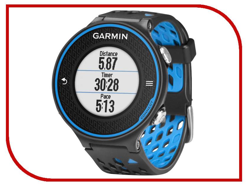 Умные часы Garmin Forerunner 620 Blue Black 010-01128-54