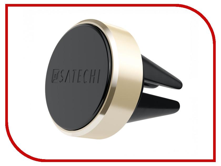 Держатель Satechi Aluminum Magnet Vent Mount Gold B019PJLU50 / ST-MVMG<br>