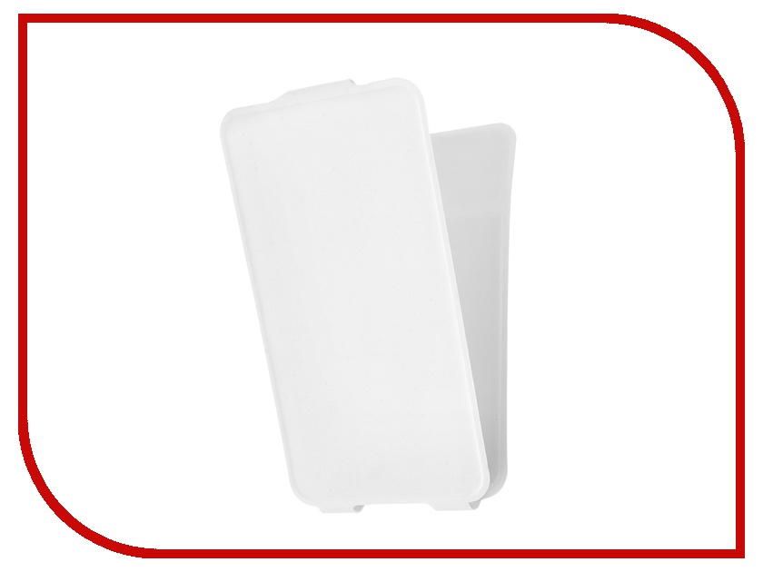 все цены на  Аксессуар Чехол-флип IQ Format трансформер универсальный XL White  онлайн