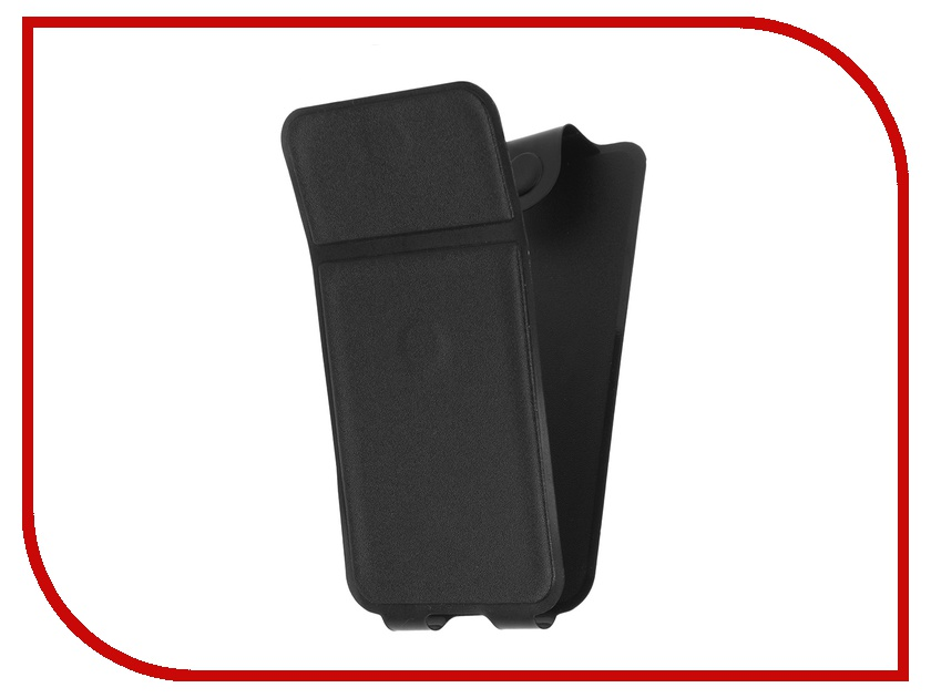 Аксессуар Чехол-флип IQ Format трансформер универсальный S Black roar korea noble leather stand view window case for iphone 7 4 7 inch orange
