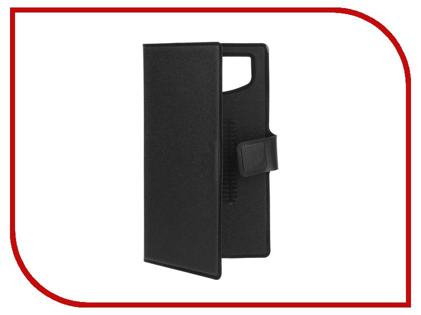 Аксессуар Чехол-книжка IQ Format горизонтальный универсальный XL Black