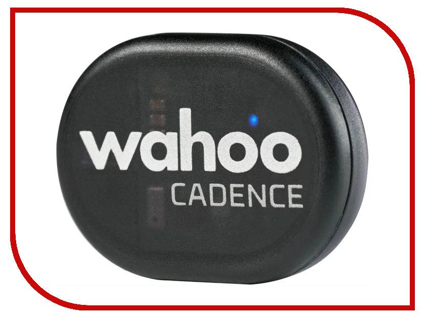 ������ Wahoo RPM Cadence Sensor ANT+ / BTLE Cadence Sensor WFPODCAD2