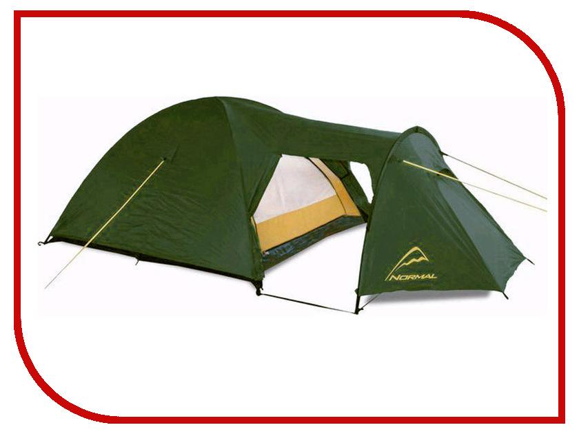 Палатка Normal Трубадур 4 Khaki палатка normal ладога 2 зеленая