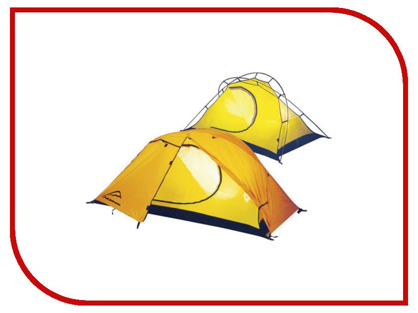 Палатка Normal Зеро 2 Si Orange палатка normal ладога 2 зеленая