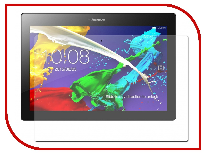 Аксессуар Защитное стекло Lenovo A10-70 Zibelino 0.33mm 2.5D ZTG-LEN-A10-70