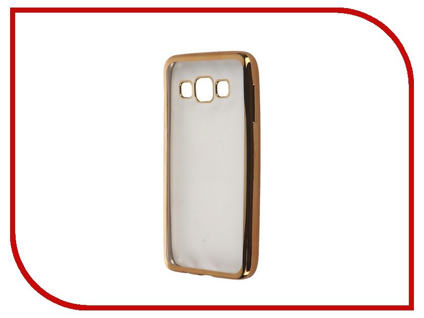 Аксессуар Чехол-бампер Samsung Galaxy A3 AUZER 0.3mm AC-SGA3BGo<br>