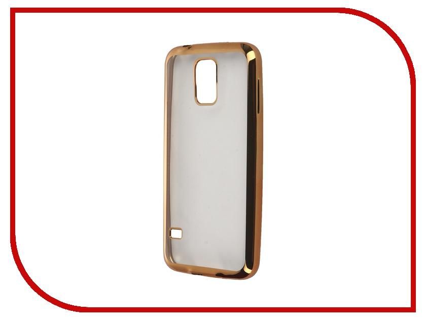Аксессуар Чехол-бампер Samsung Galaxy S5 AUZER 0.3mm AC-SGS5BGo<br>
