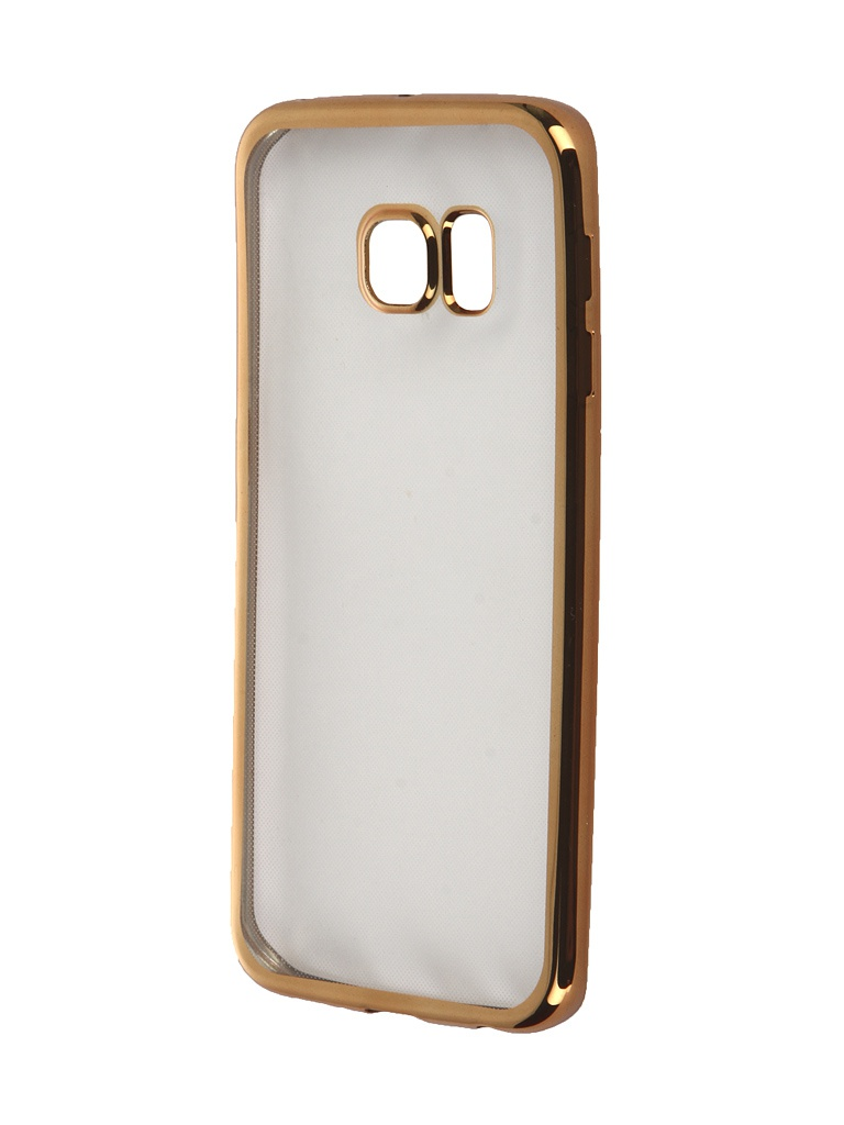��������� �����-������ Samsung Galaxy S6 Edge AUZER 0.3mm AC-SGS6EBGo