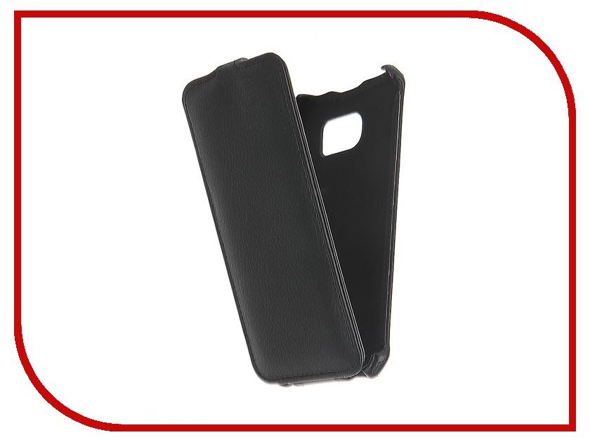 Аксессуар Чехол Samsung Galaxy S7 Edge Zibelino Classico Black<br>