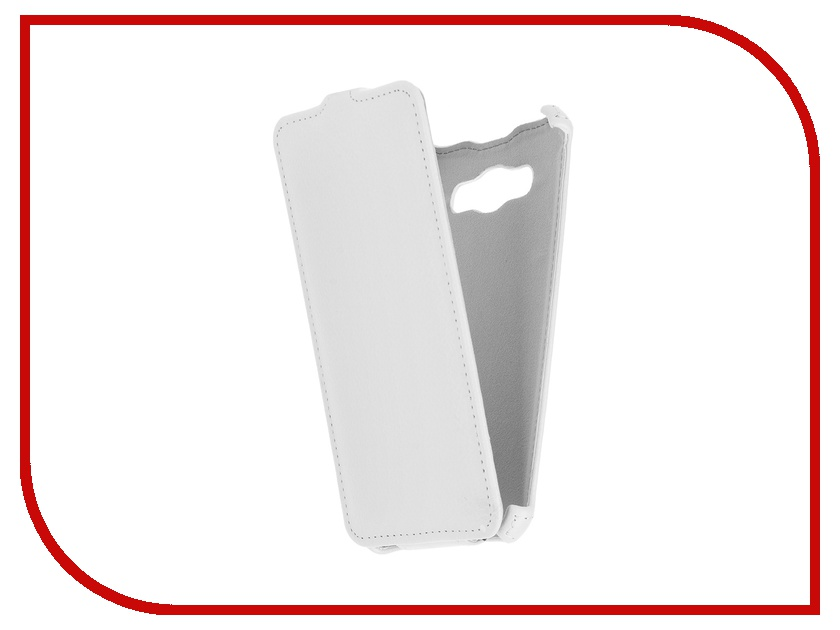 Аксессуар Чехол Samsung Galaxy J7 2016 Zibelino Classico White ZCL-SAM-J7-2016-WH<br>