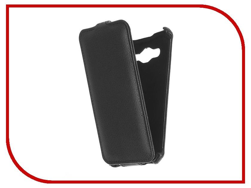 Аксессуар Чехол Samsung Galaxy J3 2016 SM-J320F Zibelino Classico Black ZCL-SAM-J3-2016-BLK аксессуар чехол samsung galaxy j7 2016 zibelino classico black zcl sam j7 2016 blk