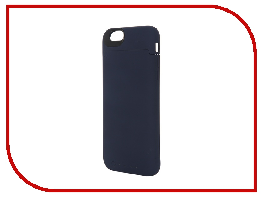 Аксессуар Чехол-аккумулятор Mophie Juice Pack Reserve 1840 mAh Blue для iPhone 6/6s 3367<br>