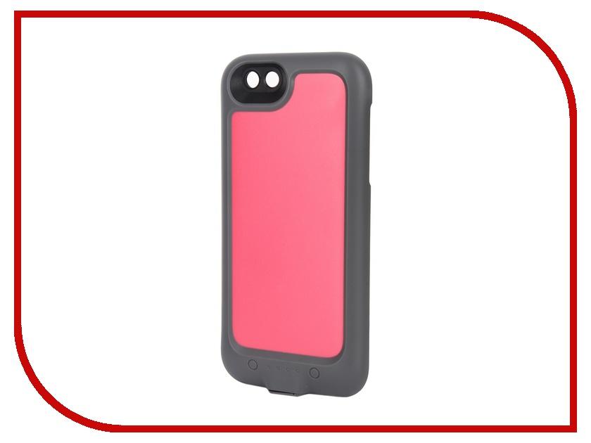 Аксессуар Чехол-аккумулятор Mophie Juice Pack H2PRO Pink для iPhone 6S/6 3104 чехол аккумулятор