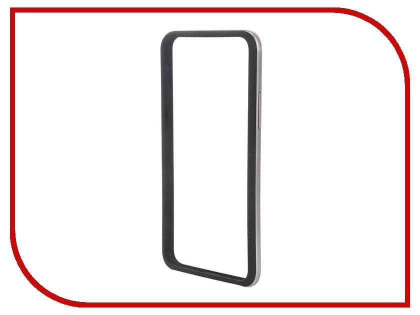 Аксессуар Чехол LG K500 Black CSV-220.AGRABK<br>