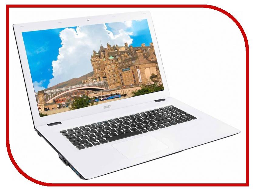 Ноутбук Acer Aspire E5-532-C1L7 Black-White NX.MYWER.015 (Intel Celeron N3050 1.6 GHz/4096Mb/500Gb/DVD-RW/Intel HD Graphics/Wi-Fi/Cam/15.6/1366x768/Linpus)<br>