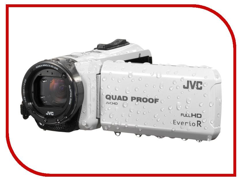 Zakazat.ru: Видеокамера JVC Everio GZ-R415WEU White