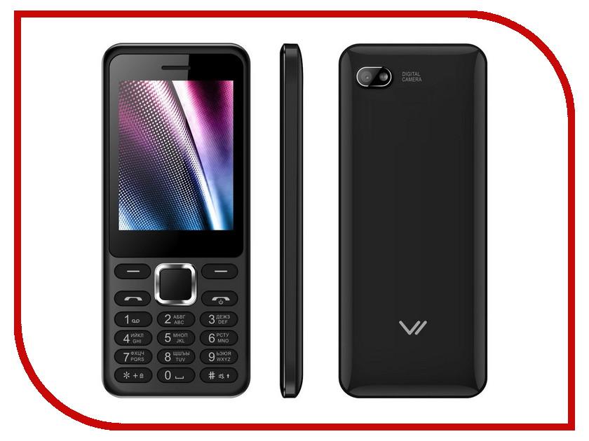 Сотовый телефон Vertex D511 Black