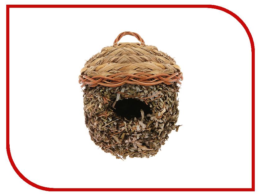 Акссесуар Триол 6047 РТ - домик плетеный с круглой крышей<br>