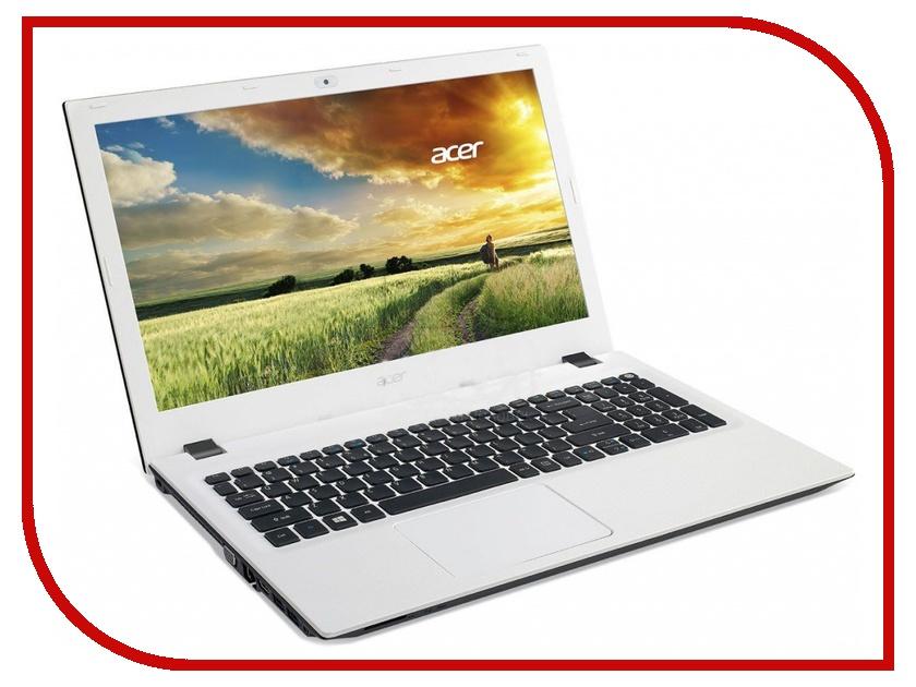 Ноутбук Acer Aspire E5-532-C0NH Black-White NX.MYWER.016 (Intel Celeron N3050 1.6 GHz/4096Mb/500Gb/DVD-RW/Intel HD Graphics/Wi-Fi/Cam/15.6/1366x768/Windows 10 64-bit)<br>