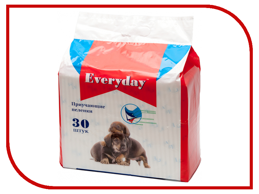 Пеленки Everyday Gel 60х90см 30шт ED609030