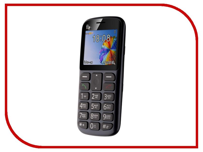 Сотовый телефон Fly Ezzy 8 Grey