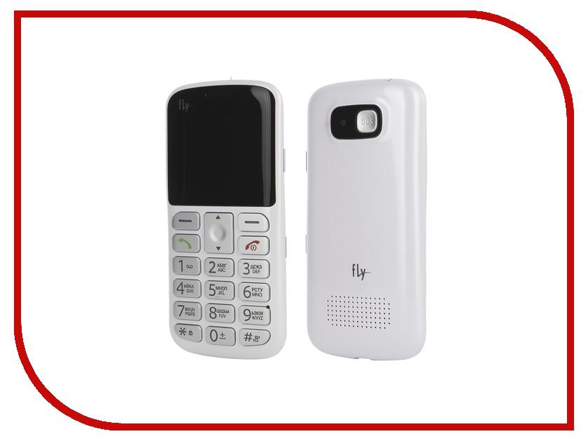 Сотовый телефон Fly Ezzy 8 White