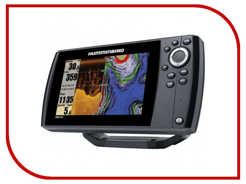 Эхолот Humminbird Helix 7X DI GPS HB-Helix7XDIGPS<br>