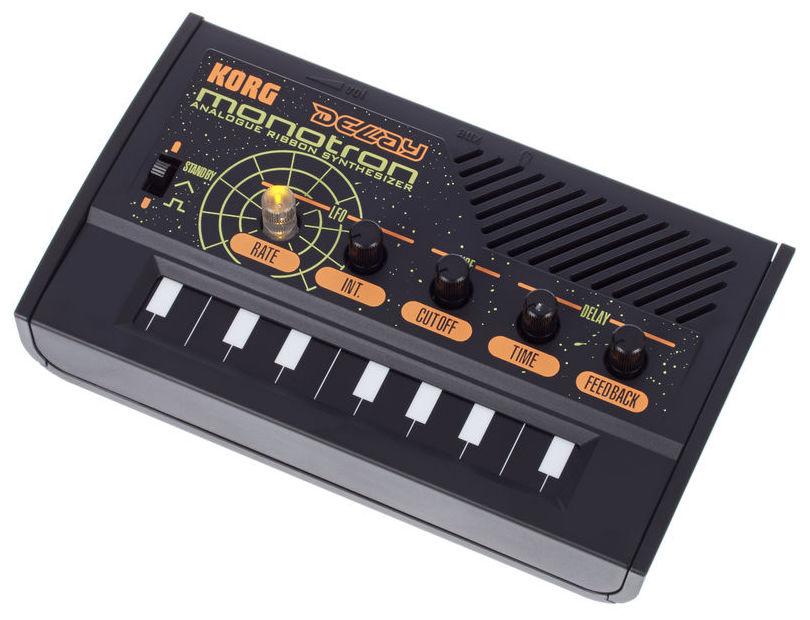 Синтезатор KORG Monotron Delay синтезатор korg arp odyssey