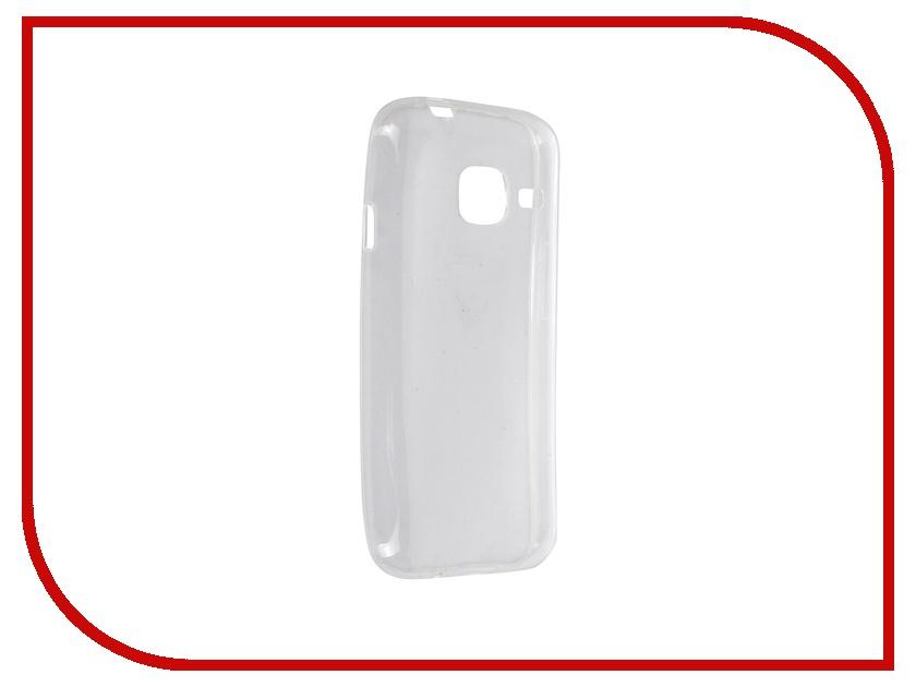 все цены на Аксессуар Чехол Samsung Galaxy J1 mini 2016 DF sCase-15 онлайн