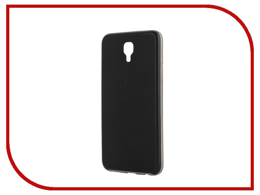 Аксессуар Чехол LG X-View Slim Guard Black CSV-210 lg x view lgk500ds black