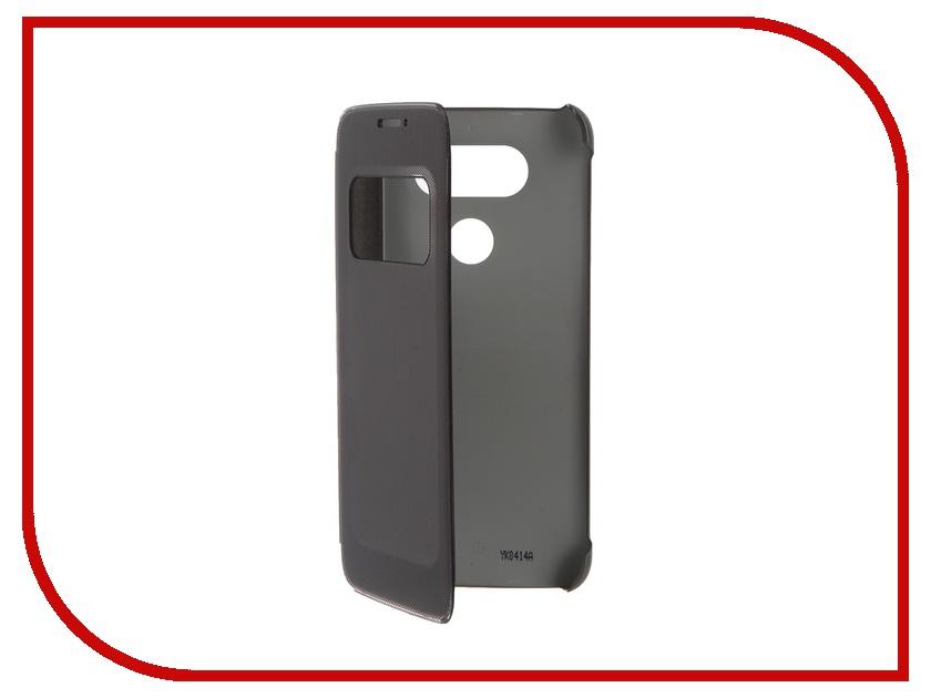 Аксессуар Чехол LG G5 QuickCover Titan CFV-160<br>