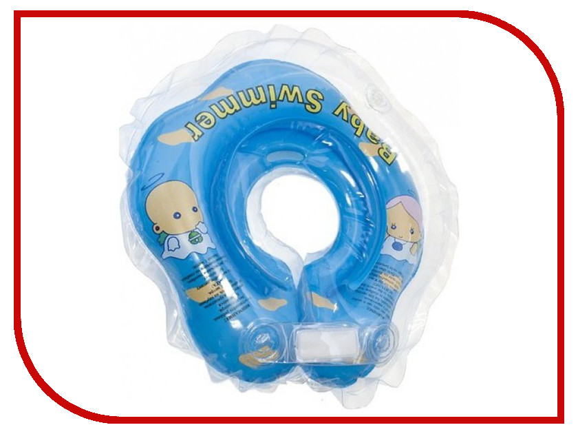 Круг для купания Baby Swimmer BS02B