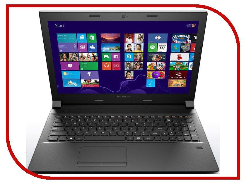 Ноутбук Lenovo IdeaPad B5080 Black 80EW05PYRK Intel Core i3-5005U 2.0 GHz/4096Mb/1000Gb/No ODD/AMD Radeon R5 M330 2048Mb/Wi-Fi/Bluetooth/Cam/15.6/1366x768/DOS<br>